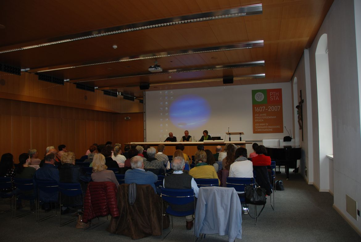[Translate to italiano:] Priesterseminar Brixen
